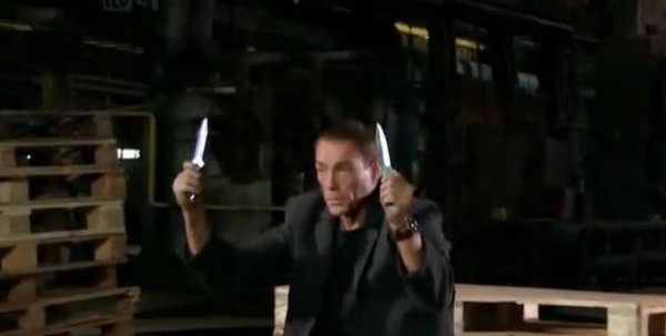 Jean-Claude Van Damme :: Weapon